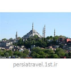 ارزانترین تور استانبول زمستان 93