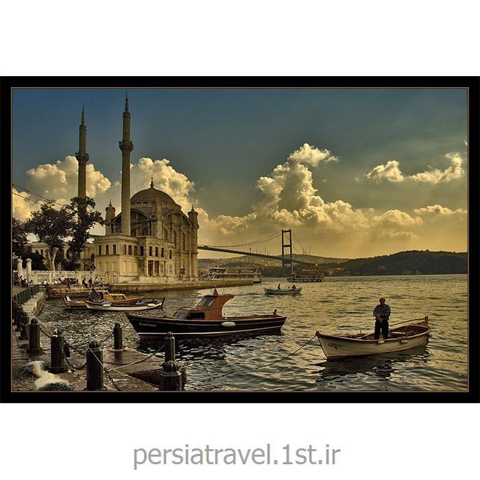 ارزانترین تور 3 شب و 4 روز استامبول ویژه نوروز 95