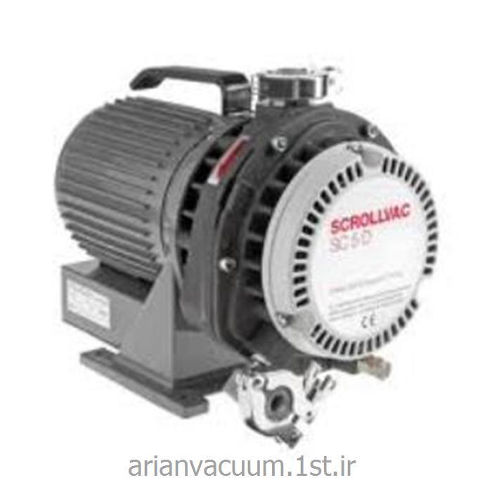 عکس خدمات تولید ماشین آلاتپمپ وکیوم اسکرول (Scroll Vacuum Pump)