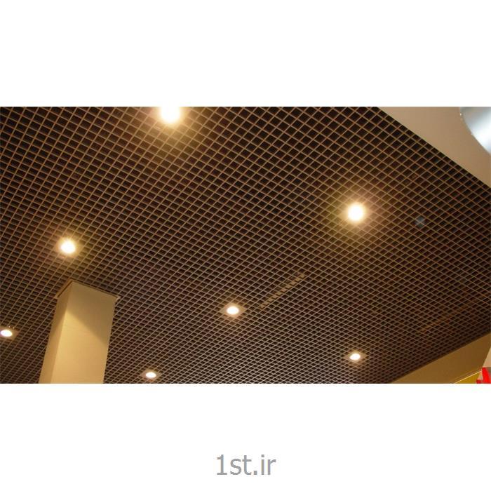 عکس پوشش سقفاجرای سقف کاذب گریلیوم