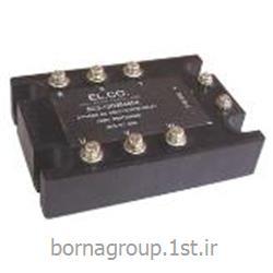 رله اس اس آر SSR اتوکوپلری سه فاز (سالید استیت،حالت جامد) برند الکو ایتالیا ELCO