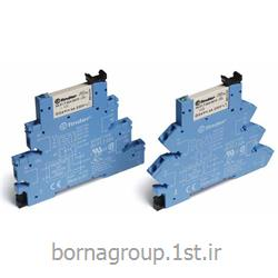 رله PLC الکترو مکانیکی 385170240050 یک پل 6 آمپر