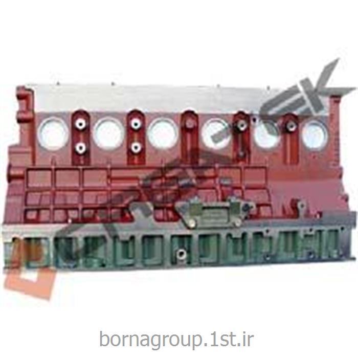 عکس موتور کامیونبلوک سیلندر کامیون هوو یورو 3