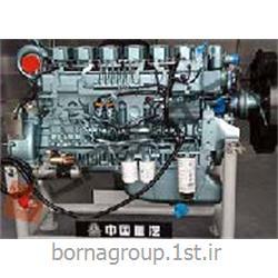 عکس موتور کامیونموتور کامل کامیون مارک هوو (Howo) چین مدل WD615