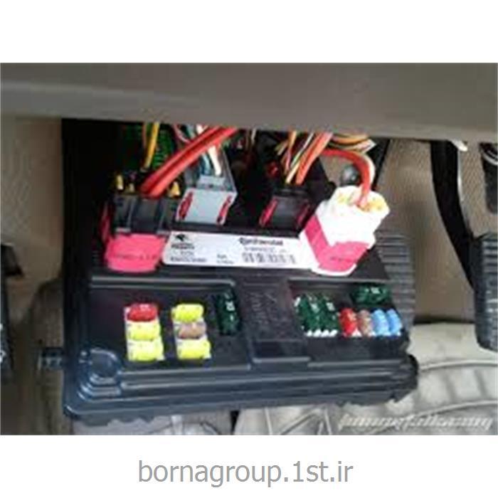 عکس سایر قطعات خودروجعبه فیوز کامیون هوو مارک سینو تراکHOWO