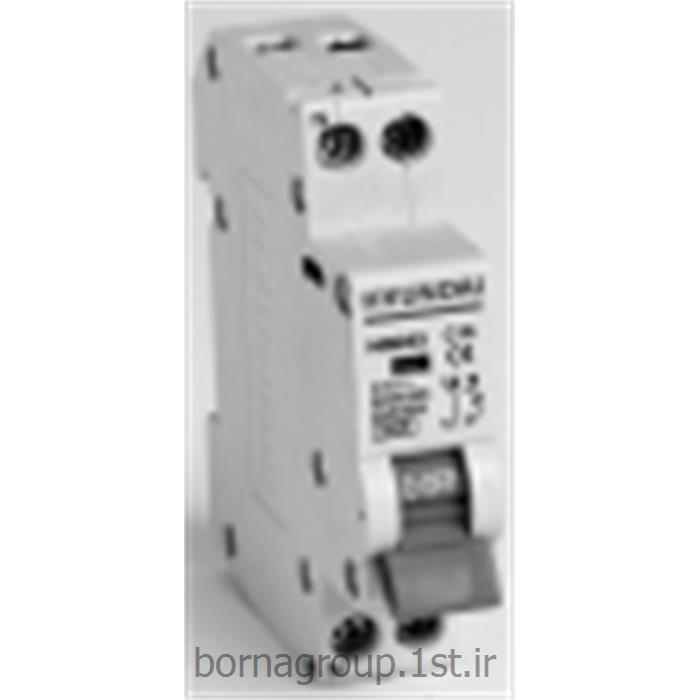 کلید مینیاتوری 1پل تیپ موتوری ( یا روشنایی) 63 آمپر هیوندای کره hyundai