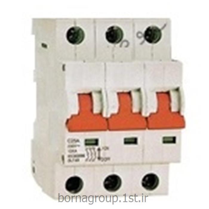 کلید مینیاتوری 1 پل ،نول تیپ موتوری (یا روشنایی) 16 آمپر هیوندای hyundai
