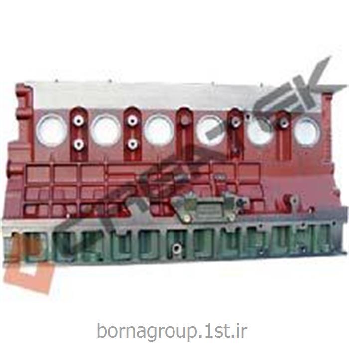 عکس موتور کامیونبلوک سیلندر کامیون هوو 615000103738 HOWO