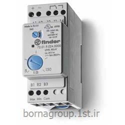 دستگاه کنترل سطح مایعات(فلوتر) مدل 7201 فیندر(finder) ایتالیا