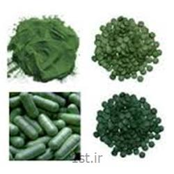 عصاره جلبک غذایی اسپرولینا (Spirulina platensis)