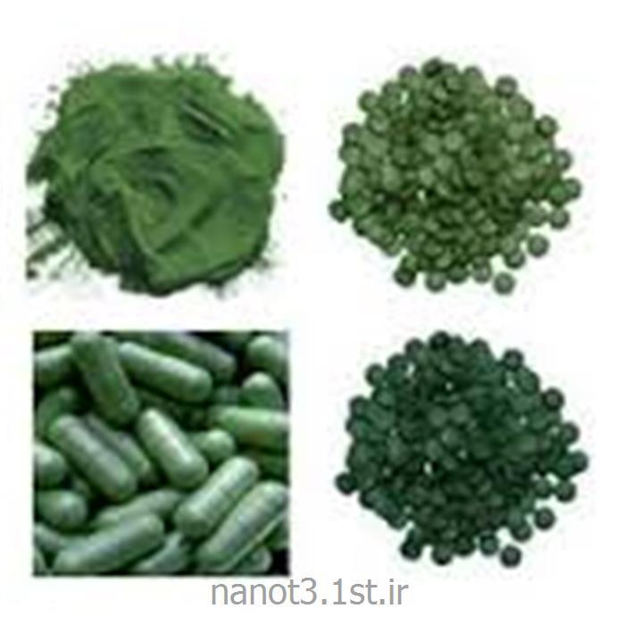 عکس عصاره گیاهیعصاره جلبک غذایی اسپرولینا (Spirulina platensis)