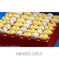 عکس کیک و شیرینیشیرینی برنجی رژیمی دیابتی با شیرین کننده استویا