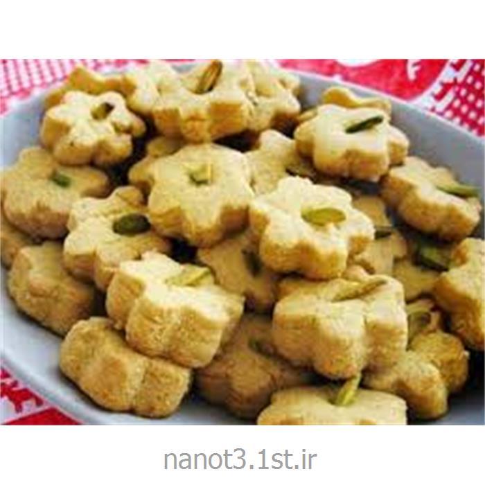 عکس کیک و شیرینیشیرینی رژیمی دیابتی نخودچی با شیرین کننده استویا