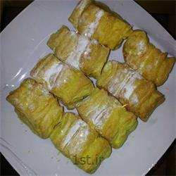 شیرینی رژیمی و دیابتی پاپیونی با شیرین کننده استویا
