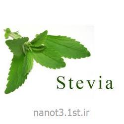 عکس افزودنی های غذاییعصاره گیاه دارویی استویا (stevia)