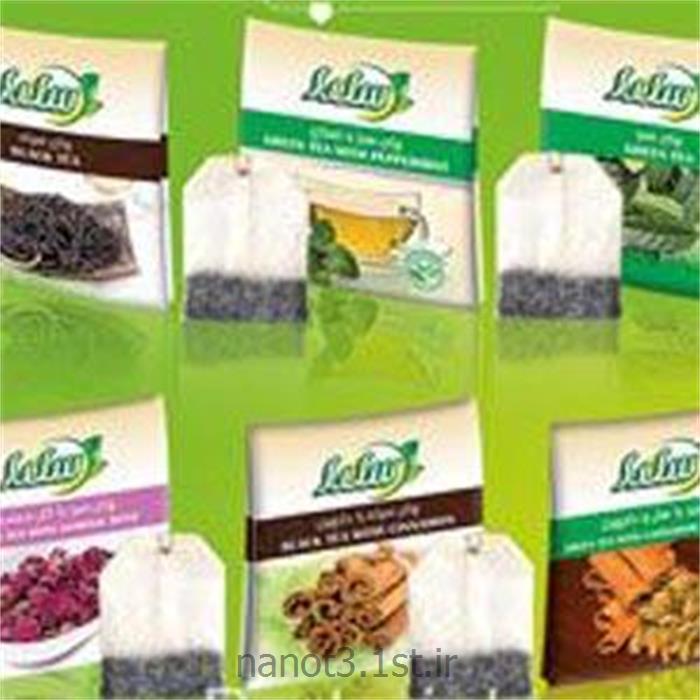چای سبز با گل محمدی ارگانیک