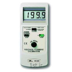 دستگاه کالیبراتور ولتاژ و جریان (VOLTAGE/CURRENT CALIBRATOR)