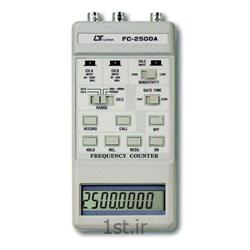 عکس فرکانس مترفرکانس متر لوترون مدلFC-2500(FREQUENCY COUNTER)