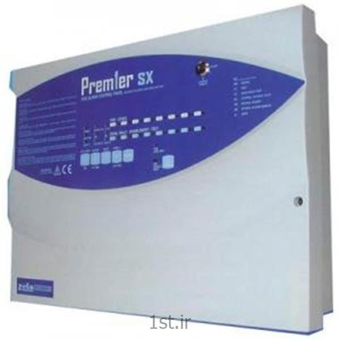 پنل اعلام حریق متعارف 4 زون مدل NPSX4 برند ZETA زتا (sxzeta-premier-sx)