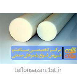 عکس ورقه پلاستیکیورق پلی آمید گرید PA6G قطر 10 میلیمتر