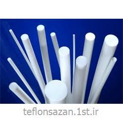 عکس میله پلاستیکیمیلگرد تفلون نسوز (PTFE) قطر 8 میلیمتر