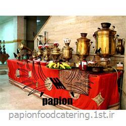 برگزار کننده چایخانه سنتی