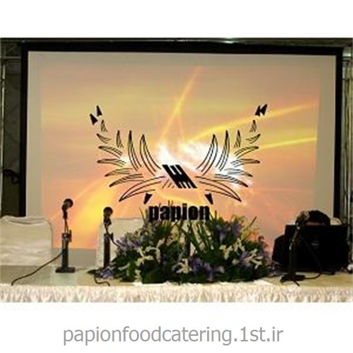 عکس خدمات روابط عمومیمجری برگزارکننده کنفرانس