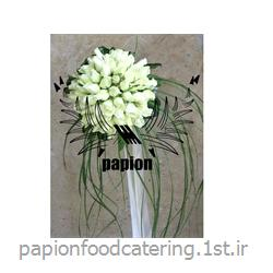 گل آرایی دسته گل عروس