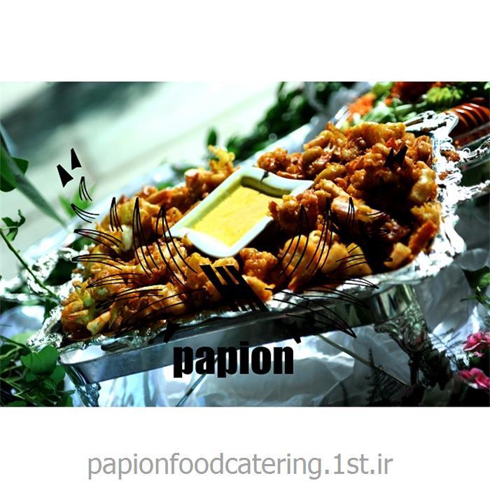عکس خدمات تهیه و توزیع غذا (کترینگ)تهیه و سرو غذای دریایی