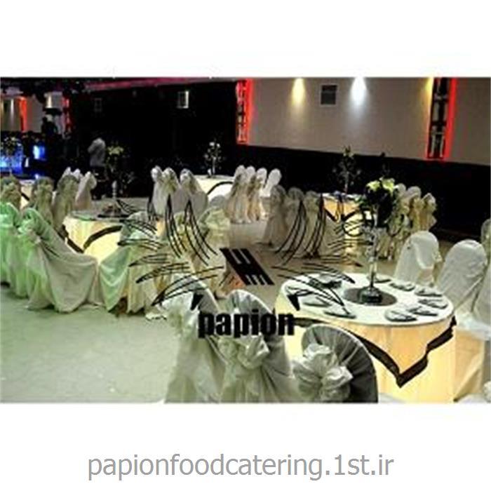 عکس طراحی روشنایی و نورپردازینورآرایی زیر میز گرد