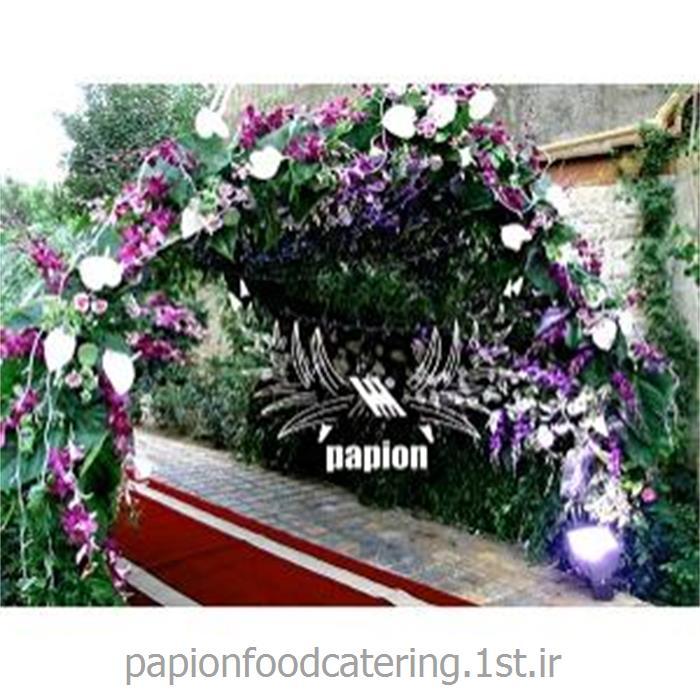 گل آرایی ورودی