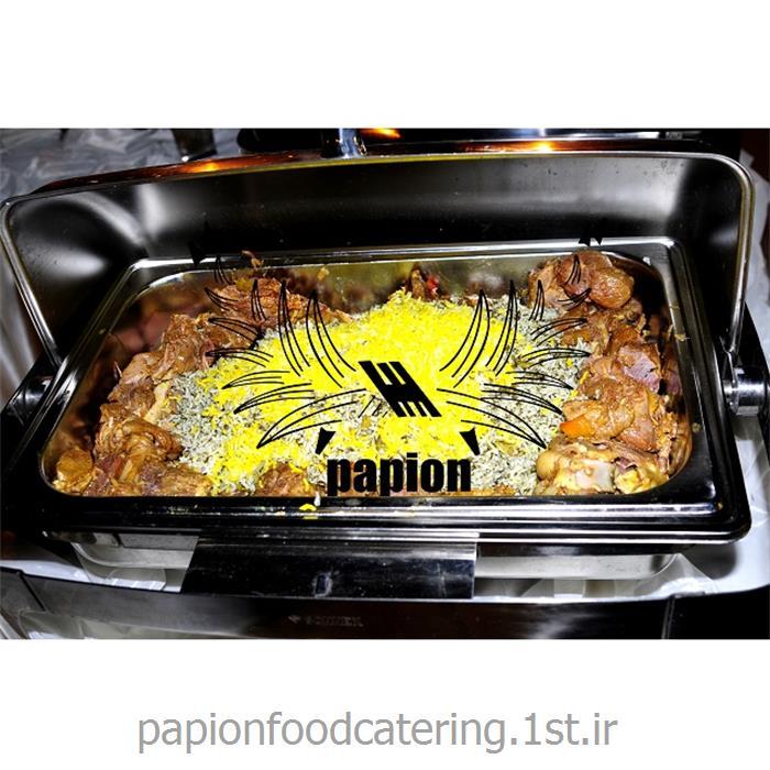 عکس خدمات تهیه و توزیع غذا (کترینگ)تهیه و سرو غذاهای ایرانی