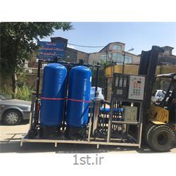 دستگاه آب شیرین کن 100 هزار لیتری سارینا