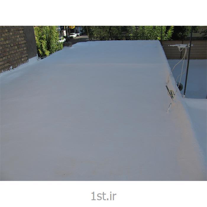 عکس مواد ساختمانی چند کارهعایق سفید ایزولاسیون رطوبتی مایع