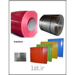 عکس سایر محصولات آهنورق رنگی گالوانیزه