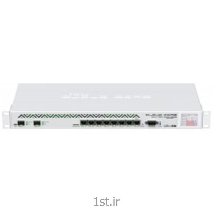 عکس سایر سخت افزارهای شبکهرادیو وایرلس میکروتیک C CR1036-8G-2S+EM