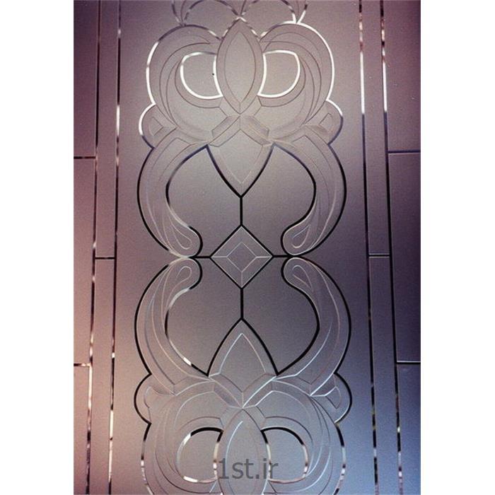 عکس شیشه ساختمانیشیشه دکوراتیو ساختمانی