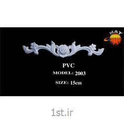 گل تزیین کابینت جنس PVC مدل 2003