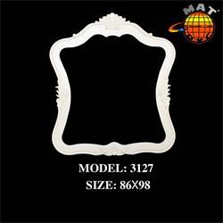 قاب آیینه ABS مدل 3127