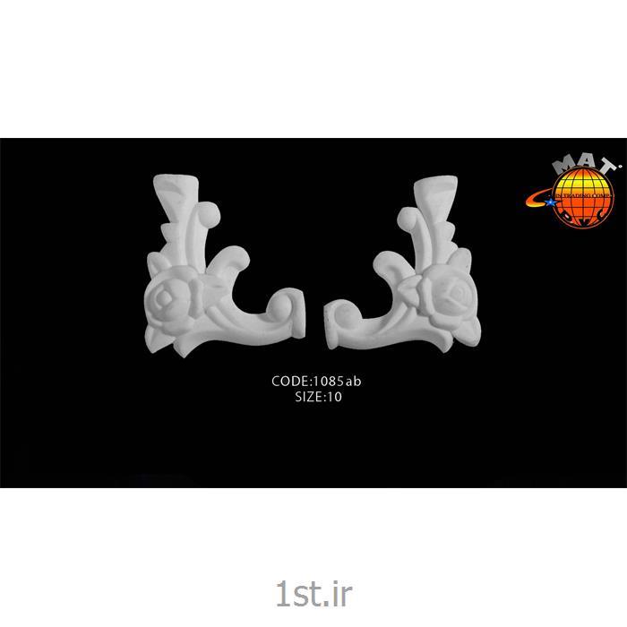 عکس سایر محصولات پلاستیکیگل تزیین کابینت جنس PVC مدل 1085