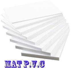 عکس PVC (پی وی سی)ورق تمام پی وی سی MAT