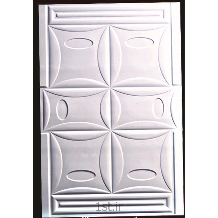 عکس ورقه پلاستیکیورق PVC طرحدار 18 میلیمتری مدل 043