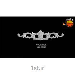 گل تزیین کابینت جنس PVC مدل 1108