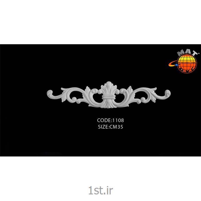 عکس سایر محصولات پلاستیکیگل تزیین کابینت جنس PVC مدل 1108
