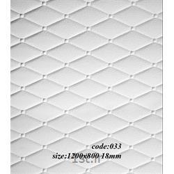 عکس سایر مصالح ساختمانی پلاستیکیورق پی وی سی پرسی طرح دار کد 033