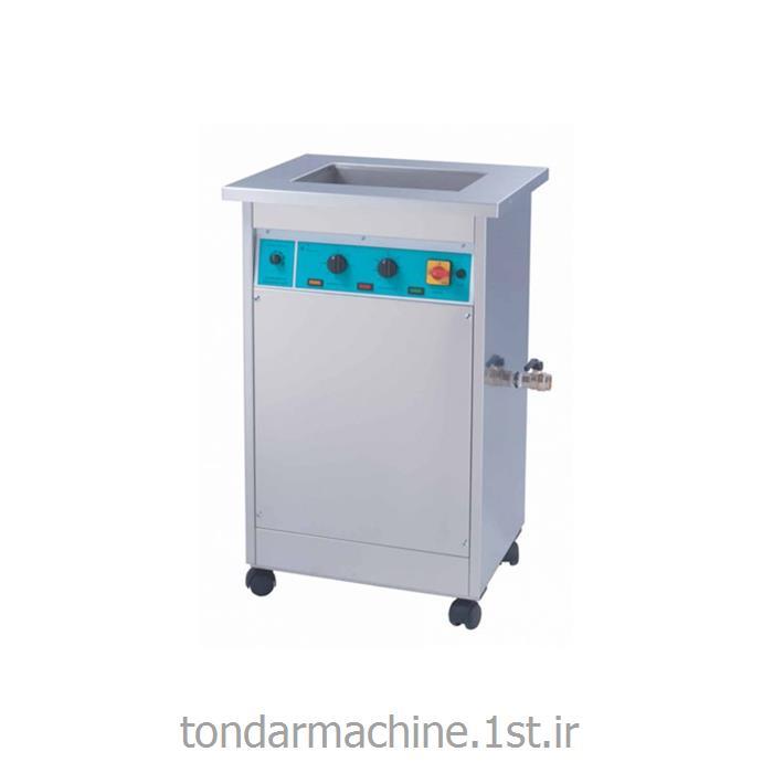 عکس تمیز کننده ( پاک کننده ) التراسونیک اولتراسنیک25لیتری مخصوص شستن طلا و نقره و انواع فلزات