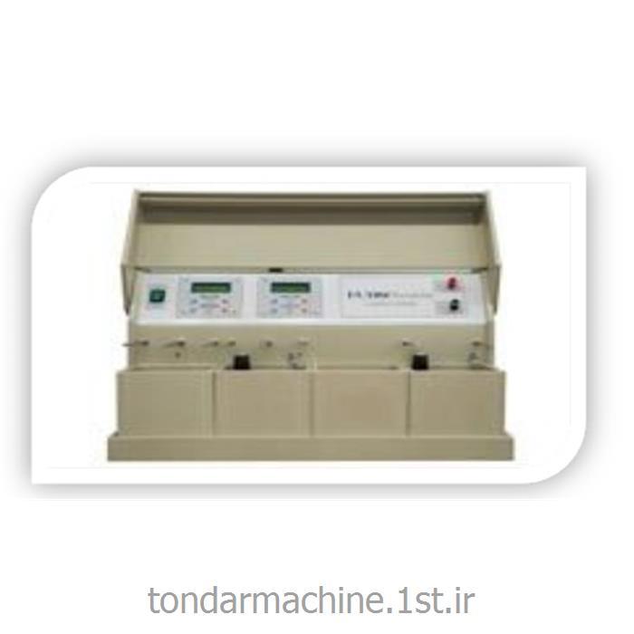 ماشین آبکاری گالوانیزه 5 لیتری فلزات طلا نقره یورو تکنیک