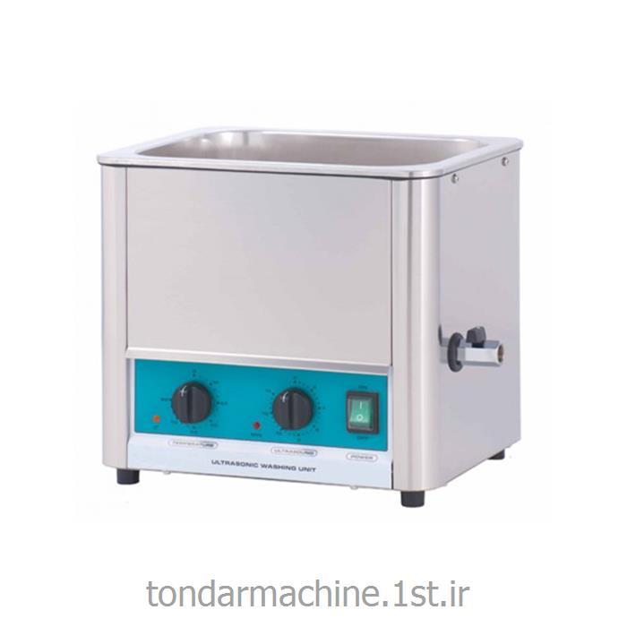 عکس تمیز کننده ( پاک کننده ) التراسونیک اولتراسونیک 6/5 لیتری مخصوص شستوشو طلا نقره و فلزات