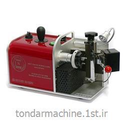 عکس ماشین حکاکی و کنده کاری روی فلزاتماشین حکاکی NRT برای حکاکی داخل و بیرون انگشتر - النگو و سطوح صاف