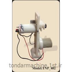 عکس خدمات آبکاری (گالوانیزه کردن)دستگاه آبکاری دیجیتال چرخشی قطعات کوچک طلا تندر ماشین